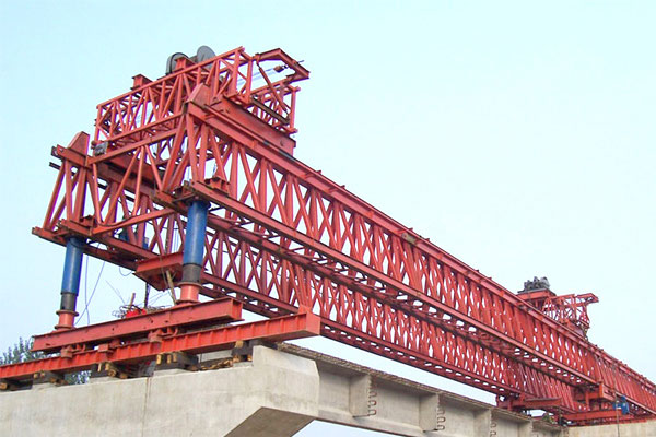 Beam Erecting Machine