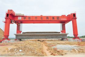 Gantry Crane for Beam Handling