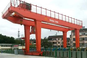 Accurate Positioning Gantry Cr...