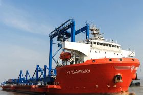 RTG and RMG Cranes Shipping to Thailand