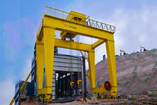 250t Explosion-proof Gantry Crane