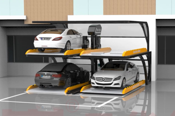 No-avoidance Automated Parking System