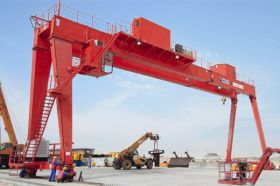 25t Gantry Crane Exported to Qatar